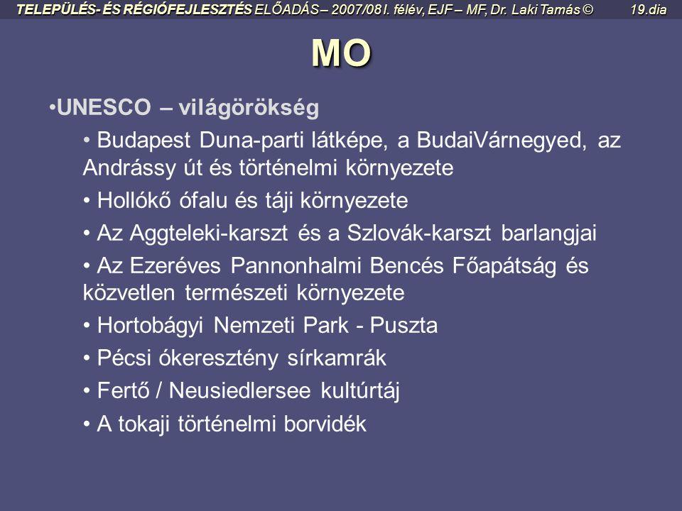 MO UNESCO – világörökség