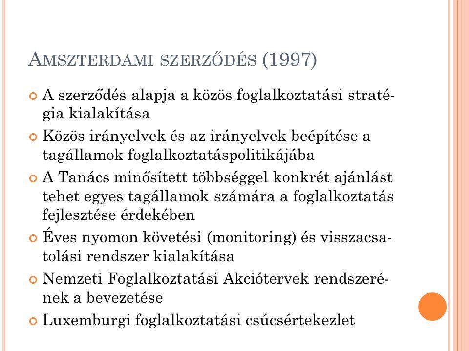 Amszterdami szerződés (1997)