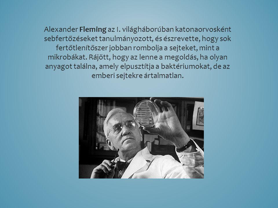 Alexander Fleming az I.