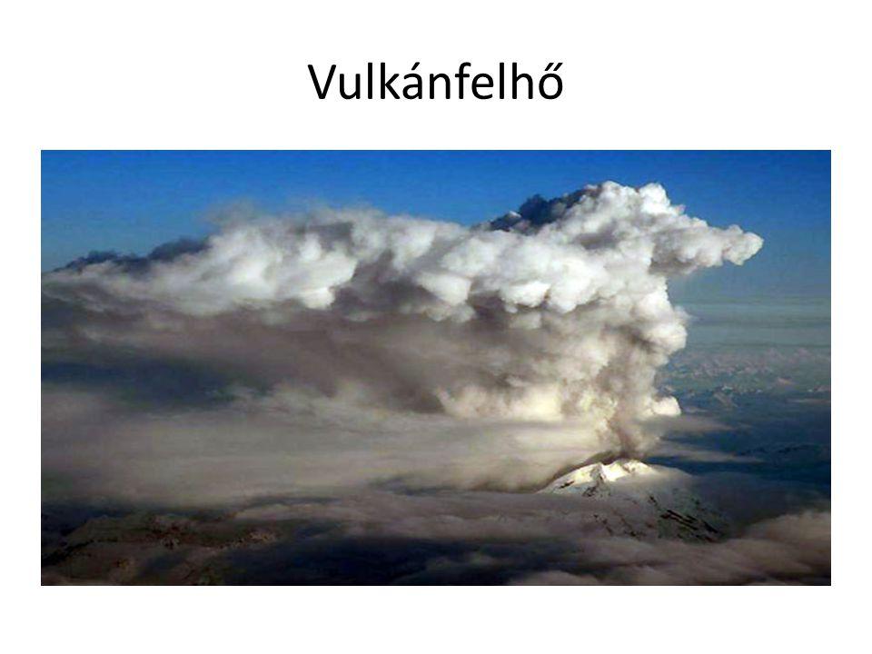 Vulkánfelhő