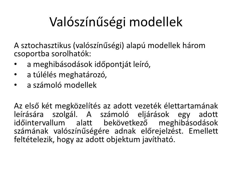 Valószínűségi modellek
