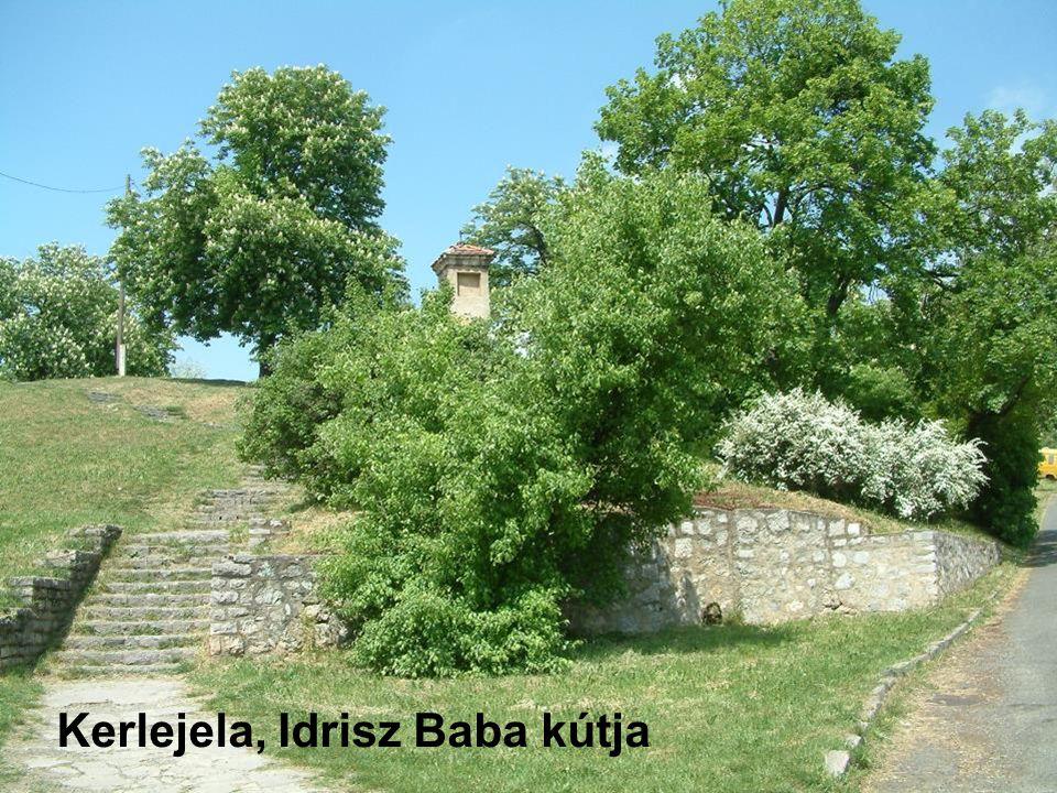Kerlejela, Idrisz Baba kútja
