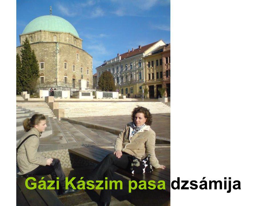 Gázi Kászim pasa dzsámija