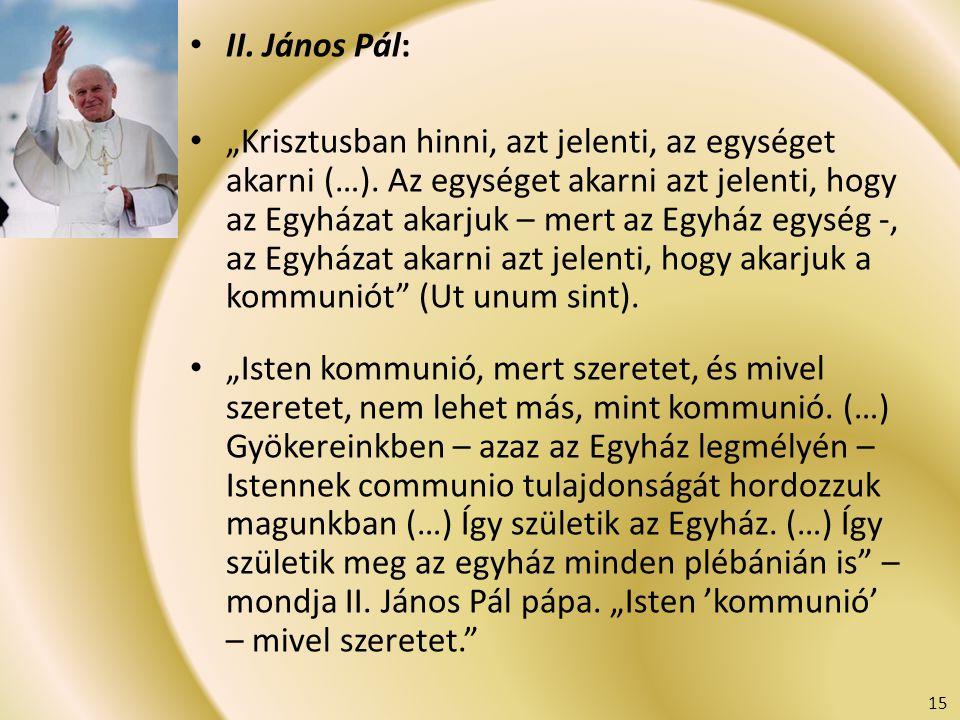 II. János Pál: