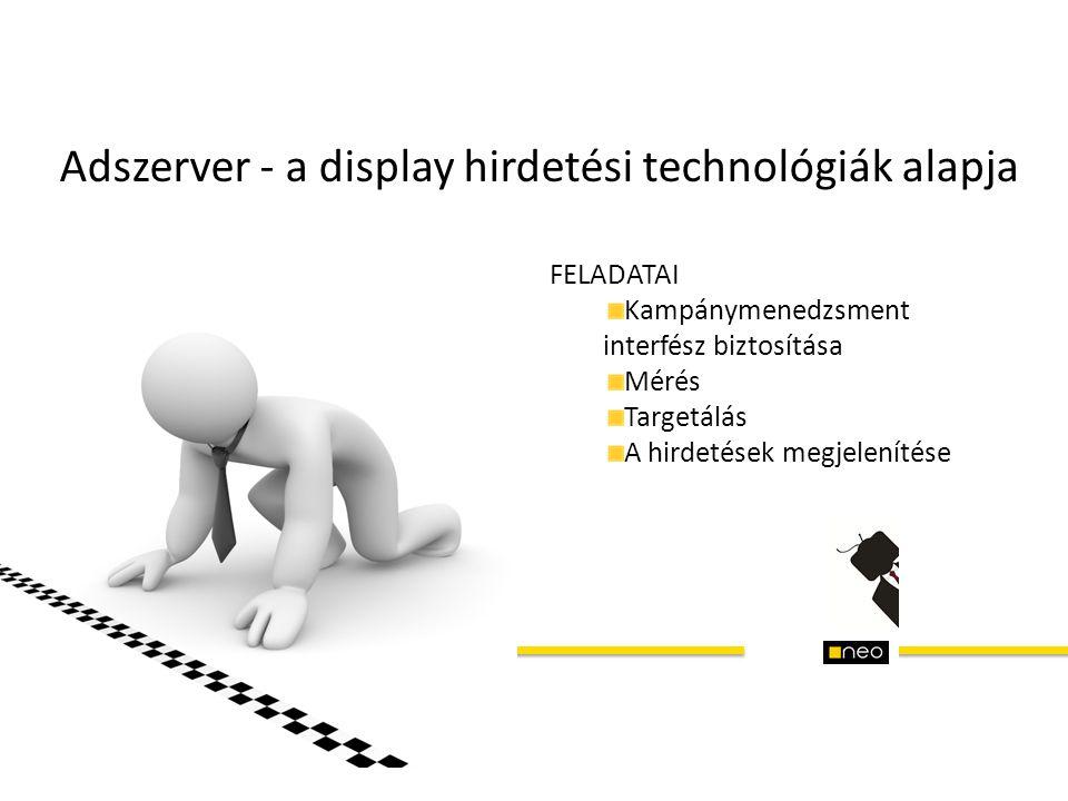 Adszerver - a display hirdetési technológiák alapja