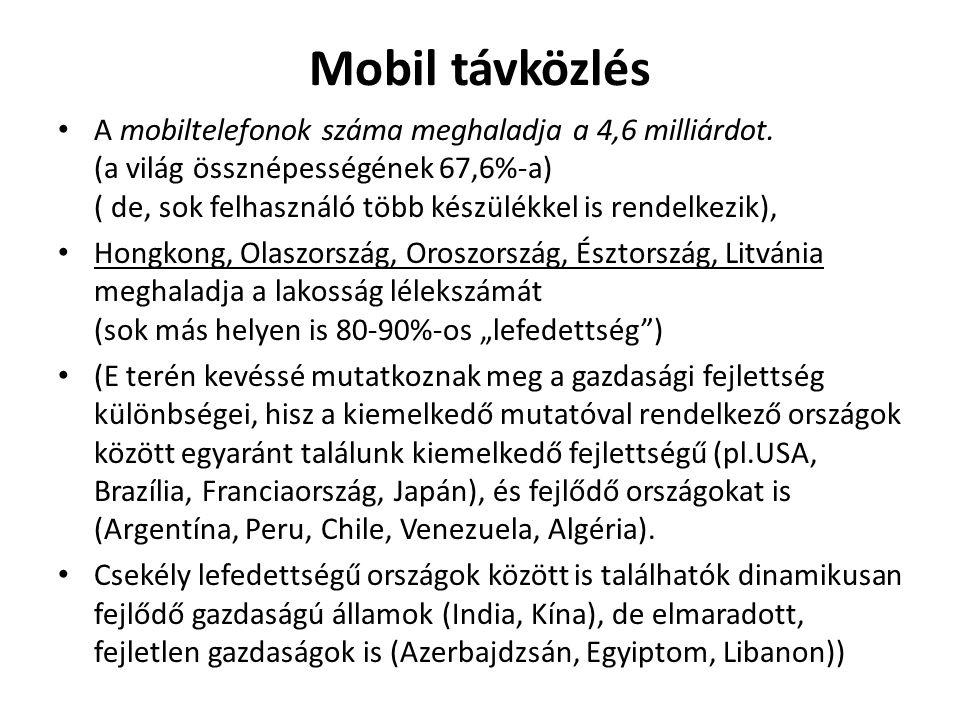 Mobil távközlés