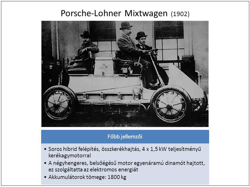 Porsche-Lohner Mixtwagen (1902)