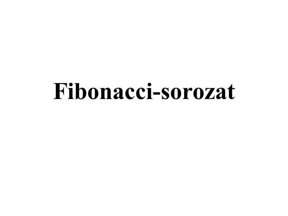 Fibonacci-sorozat