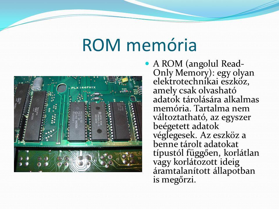 ROM memória