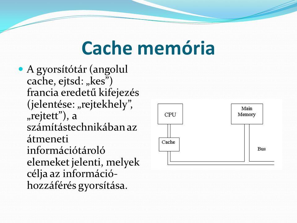 Cache memória