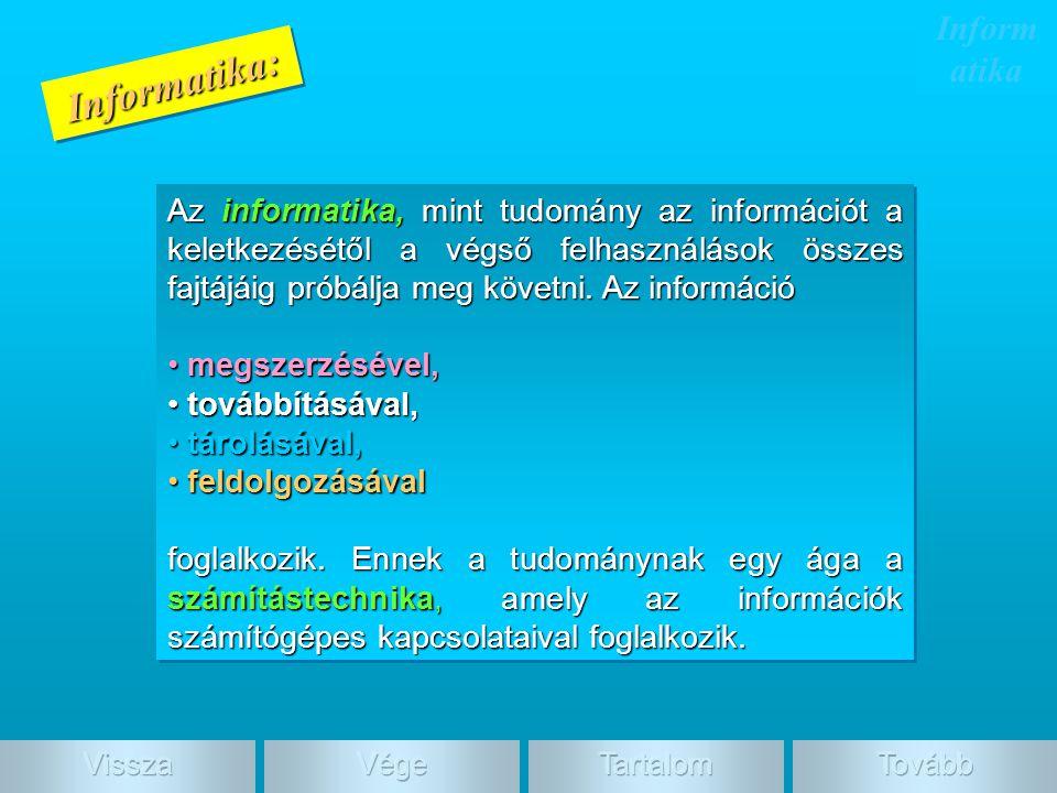 Informatika: Informatika