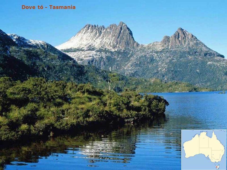 Dove tó - Tasmania