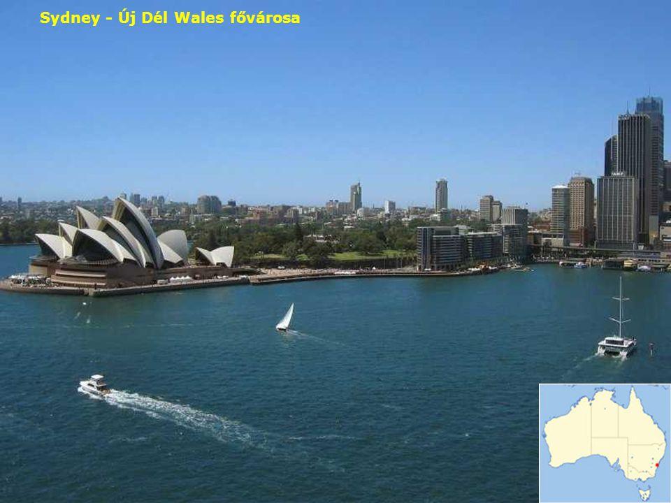Sydney - Új Dél Wales fővárosa