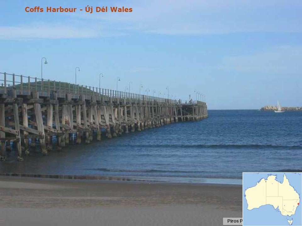 Coffs Harbour - Új Dél Wales