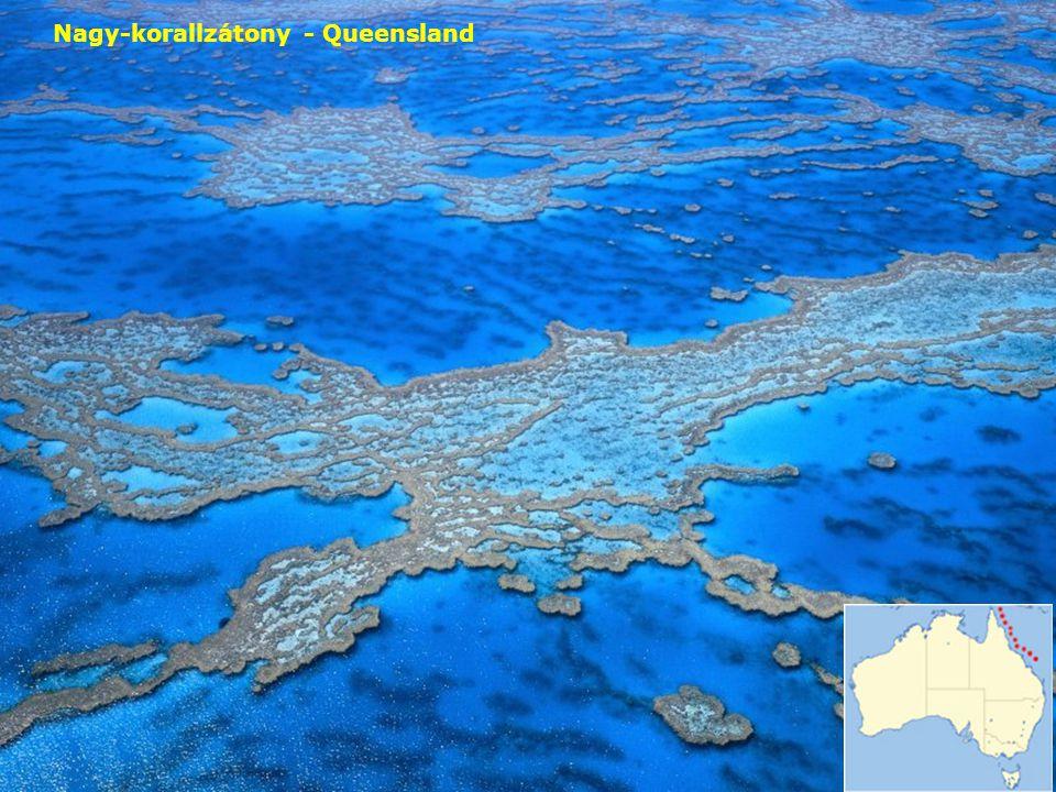 Nagy-korallzátony - Queensland