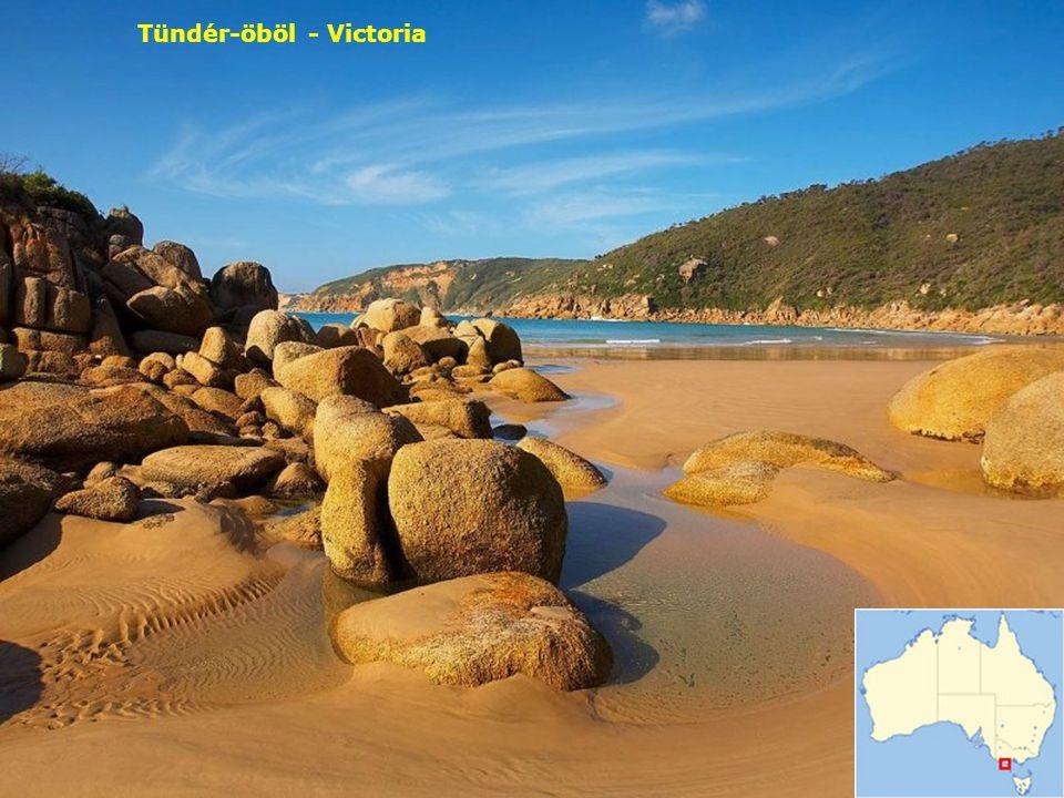Tündér-öböl - Victoria