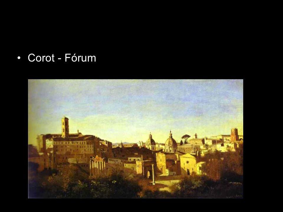 Corot - Fórum