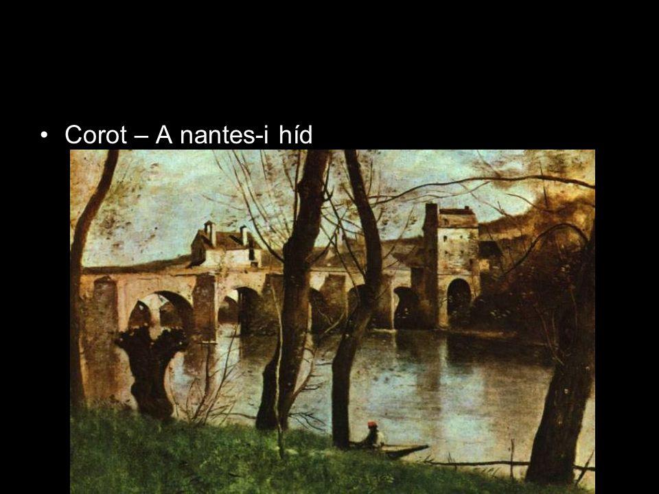 Corot – A nantes-i híd