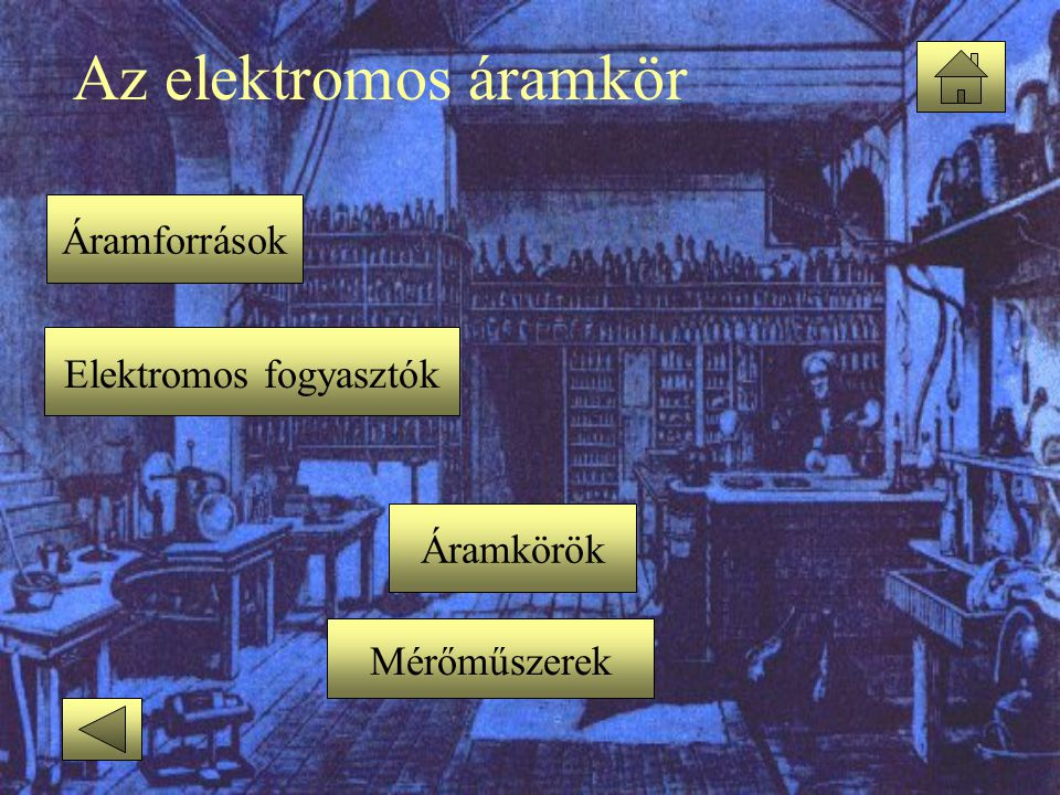 Elektromos fogyasztók