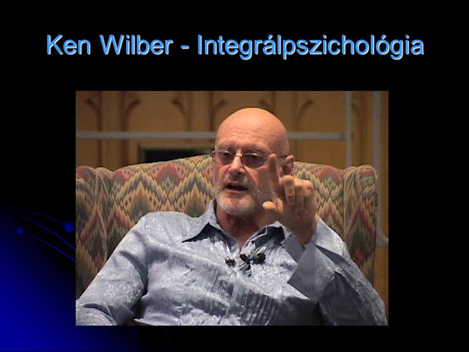 Ken Wilber - Integrálpszichológia