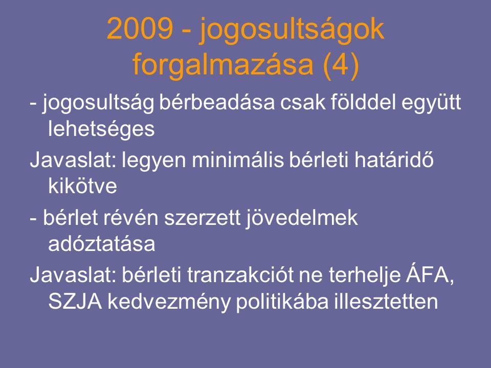 2009 - jogosultságok forgalmazása (4)