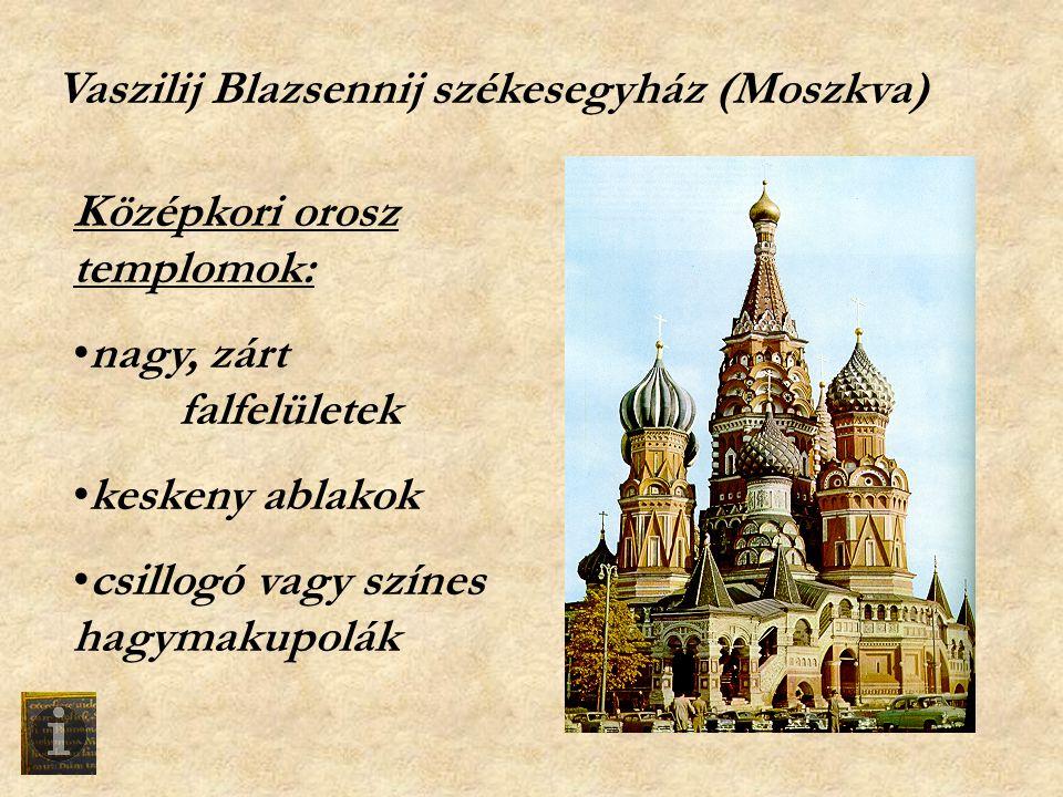 Vaszilij Blazsennij székesegyház (Moszkva)
