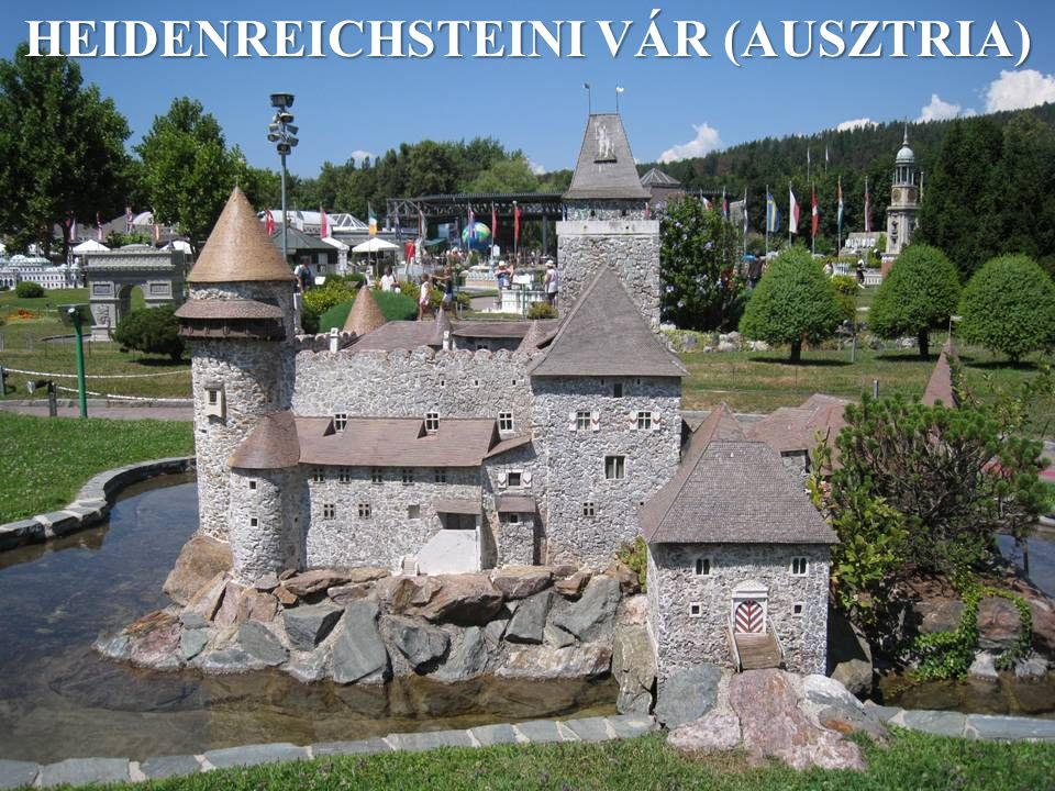 HEIDENREICHSTEINI VÁR (AUSZTRIA)