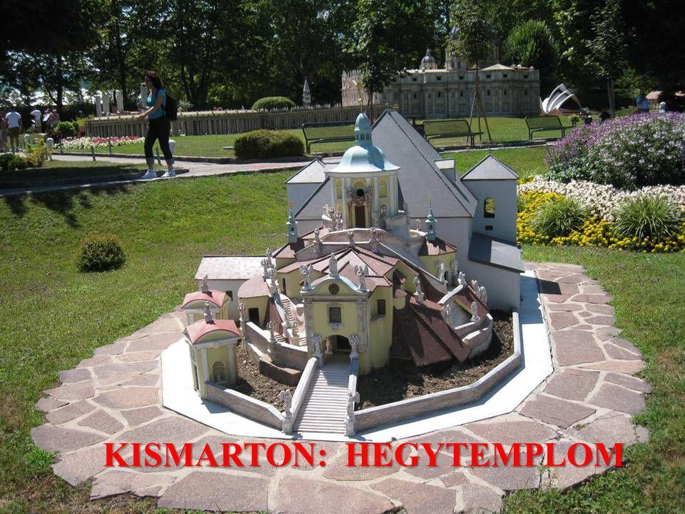 KISMARTON: HEGYTEMPLOM