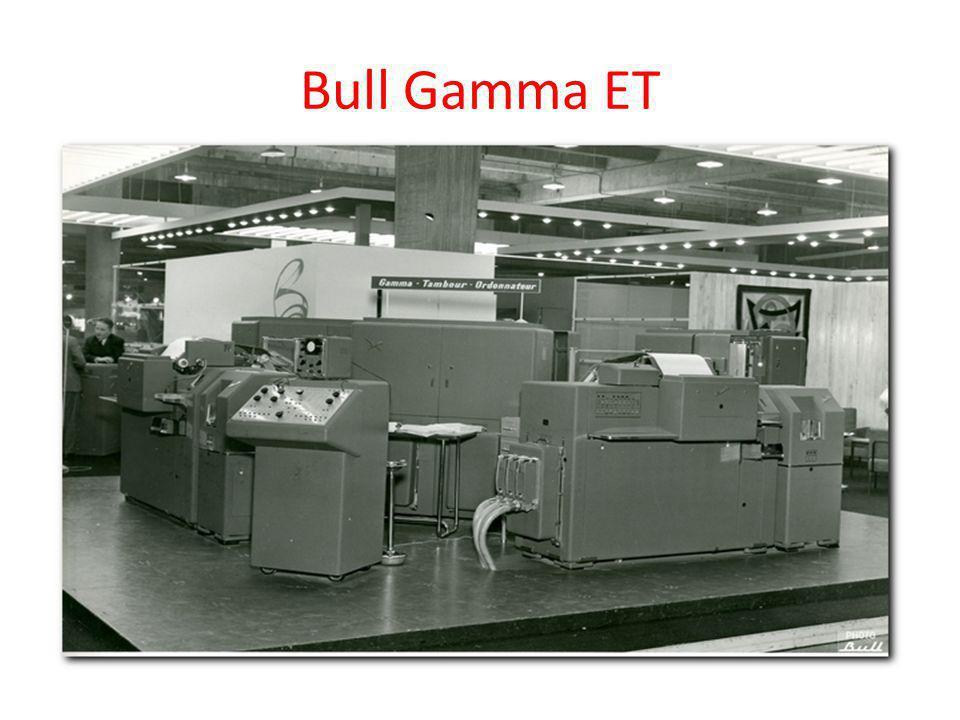 Bull Gamma ET Vezérlő pult. Oszcilloszkóp.