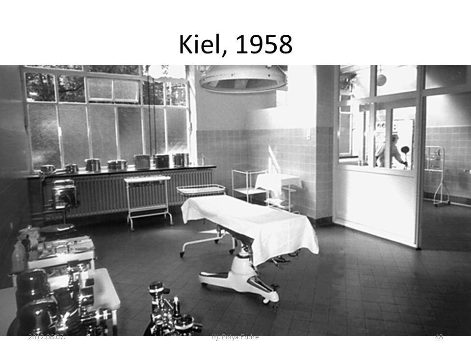 Kiel, 1958 2012.06.07. ifj. Pólya Endre