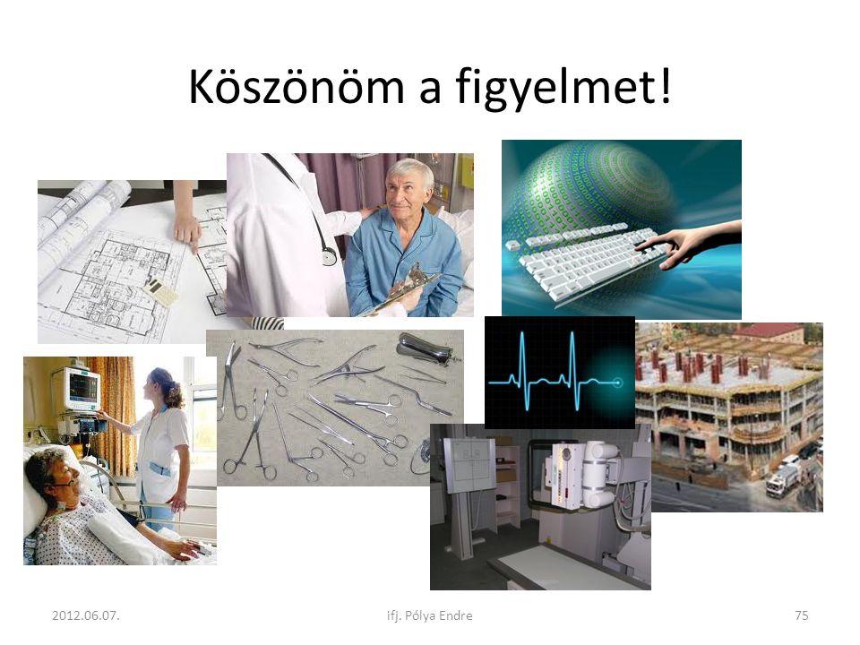 A kórház, mint műszaki létesítmény