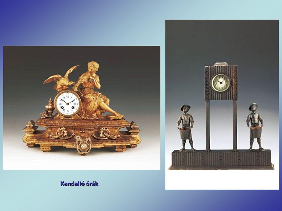 Kandalló órák