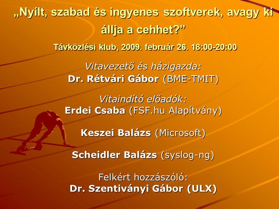 Dr. Szentiványi Gábor (ULX)