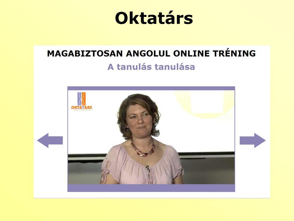 Oktatárs