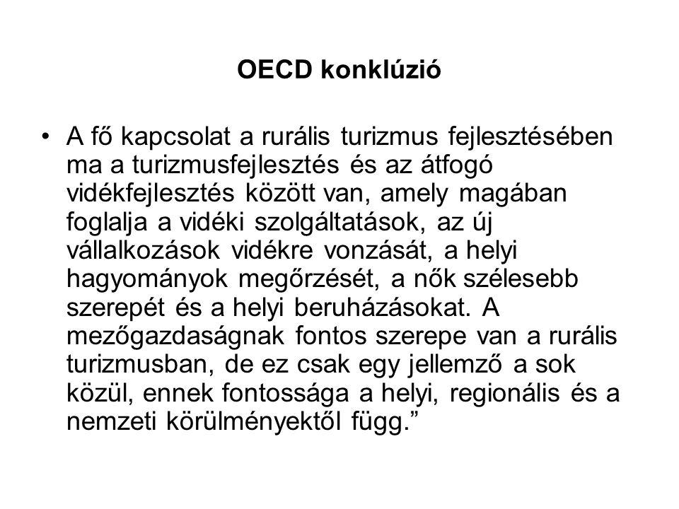 OECD konklúzió
