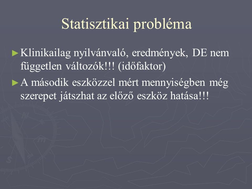 Statisztikai probléma