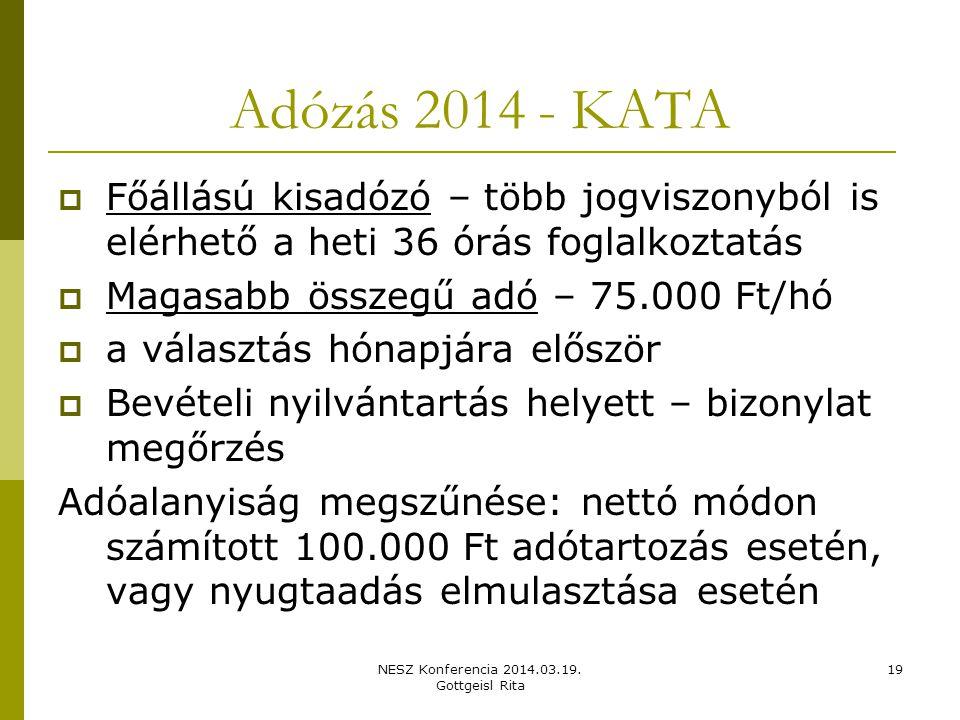 Adótörvény változások 2009. év közben