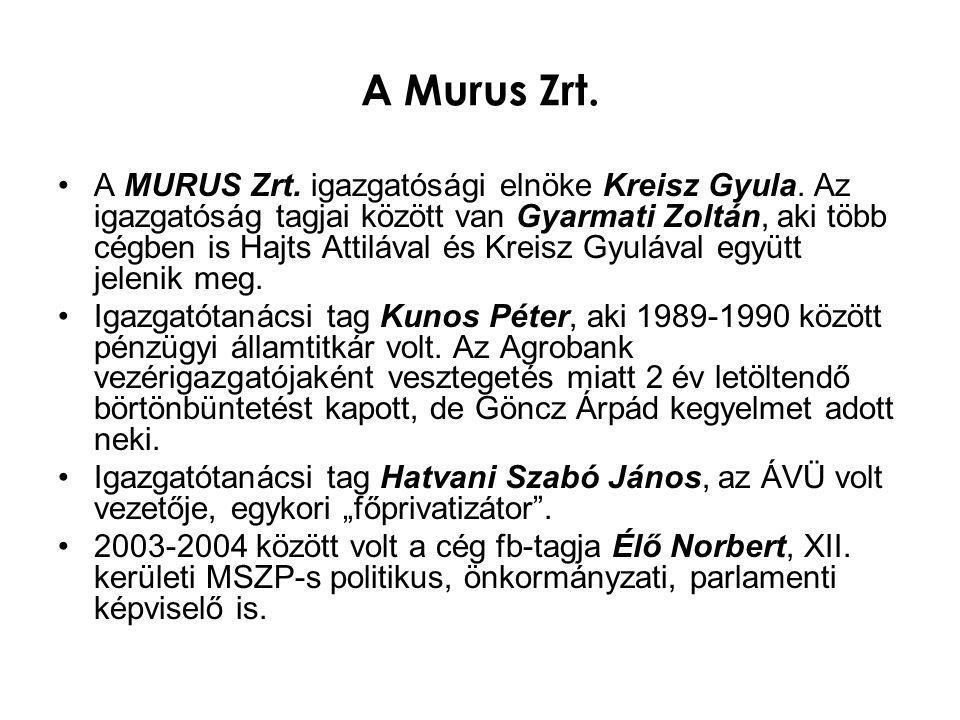 A Murus Zrt.