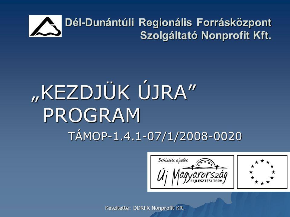 Dél-Dunántúli Regionális Forrásközpont Szolgáltató Nonprofit Kft.