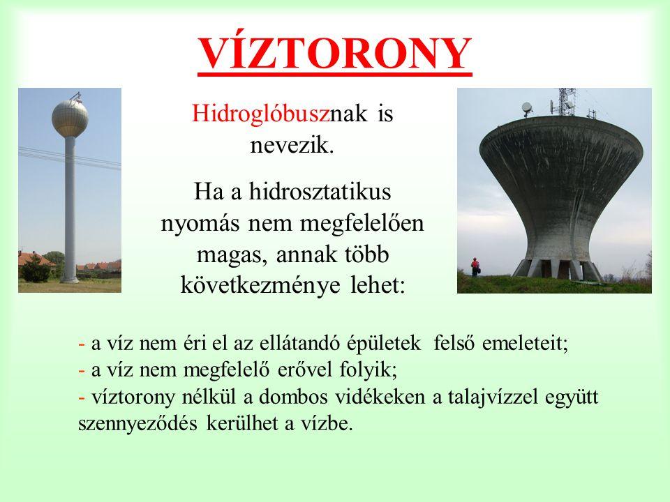 Hidroglóbusznak is nevezik.