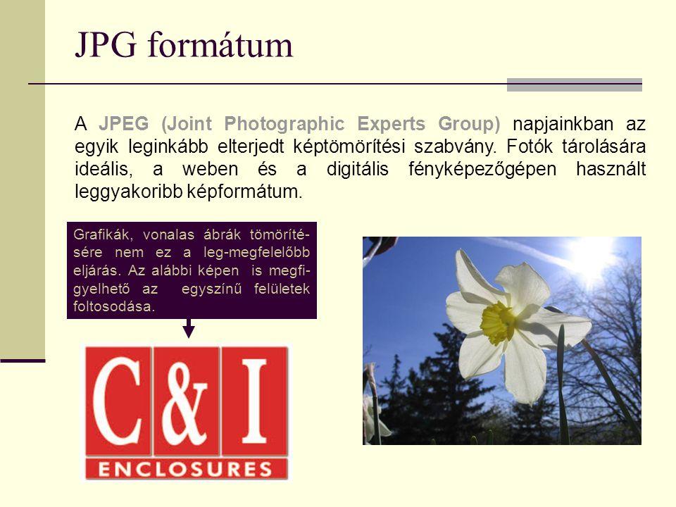 JPG formátum
