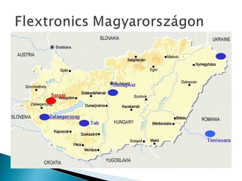 Flextronics Magyarországon