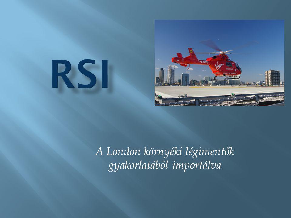 A London környéki légimentők gyakorlatából importálva