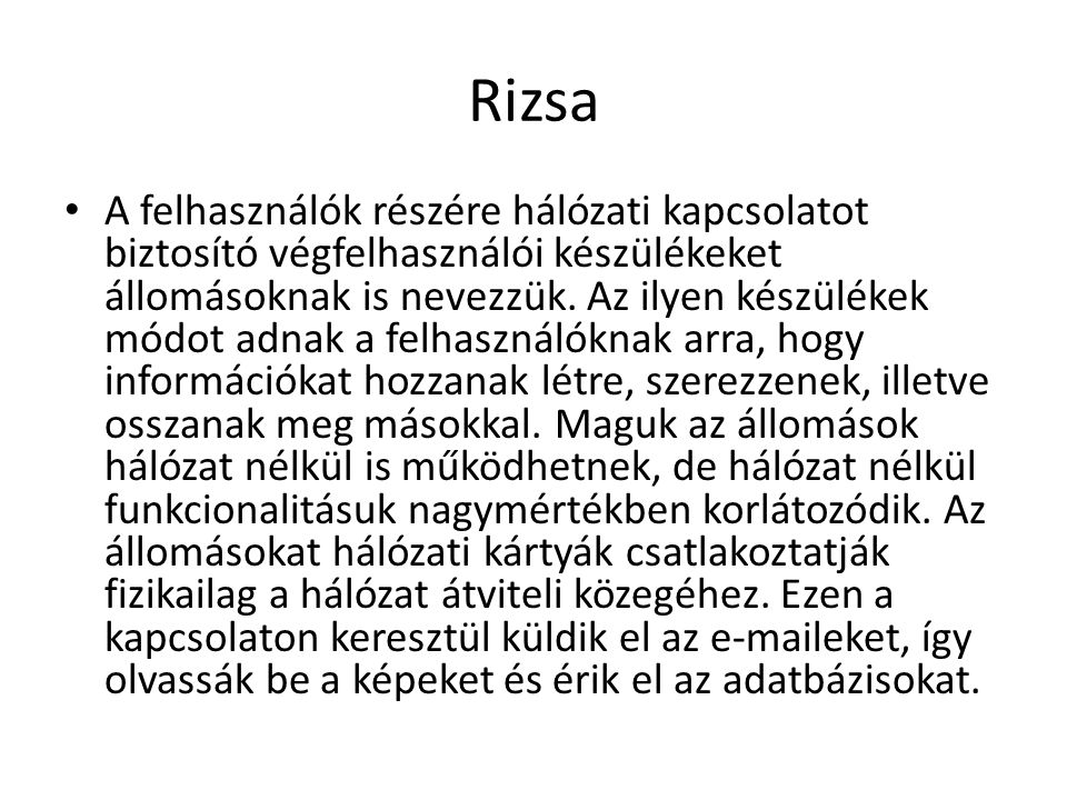 Rizsa