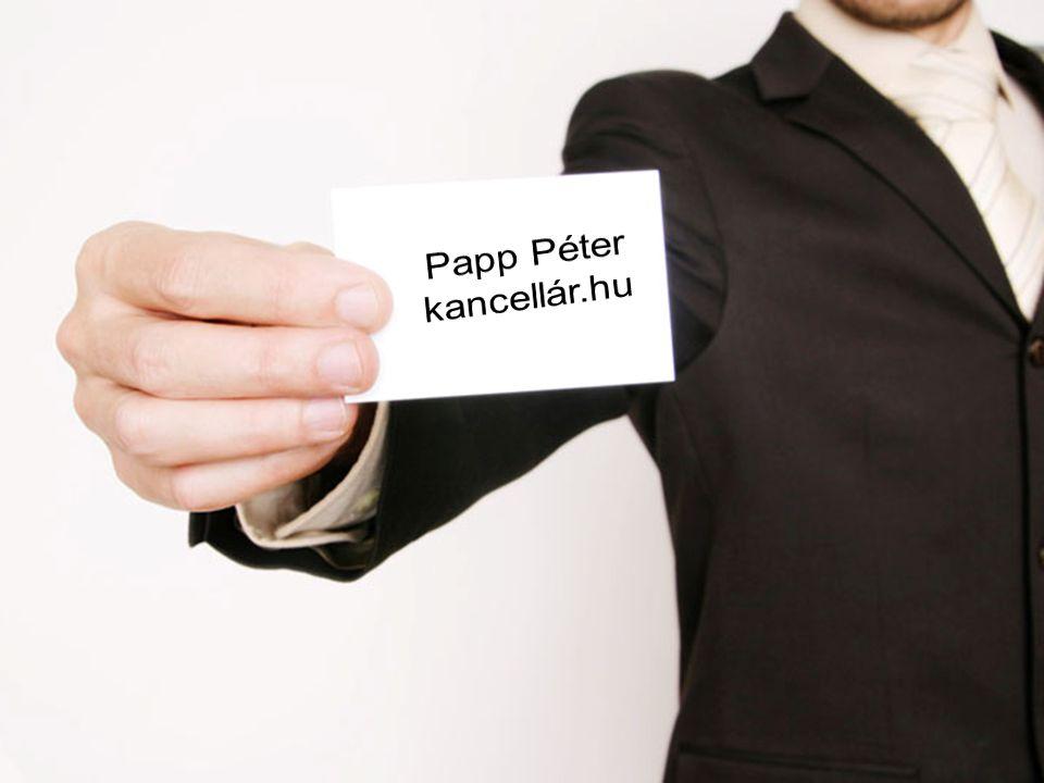 Papp Péter kancellár.hu