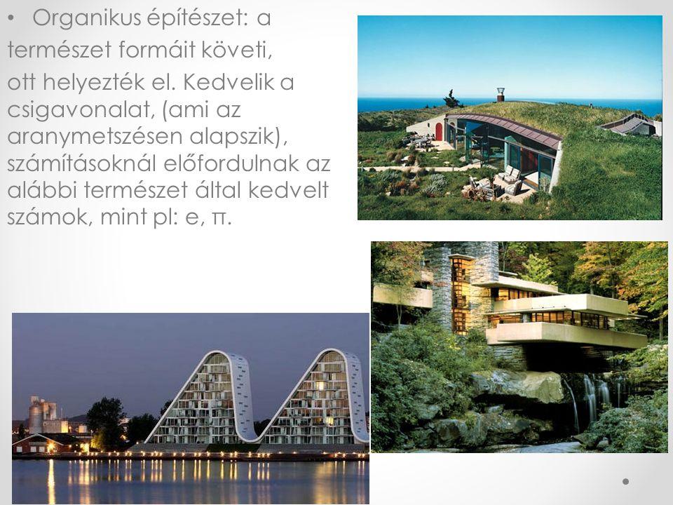 Organikus építészet: a
