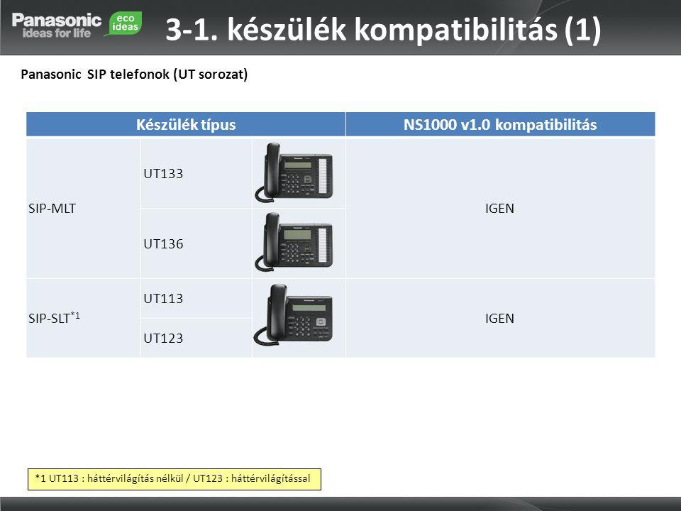 3-1. készülék kompatibilitás (1)