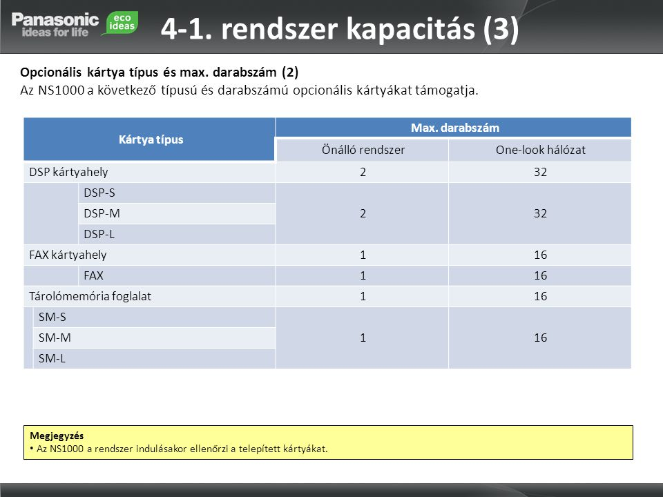 4-1. rendszer kapacitás (3)