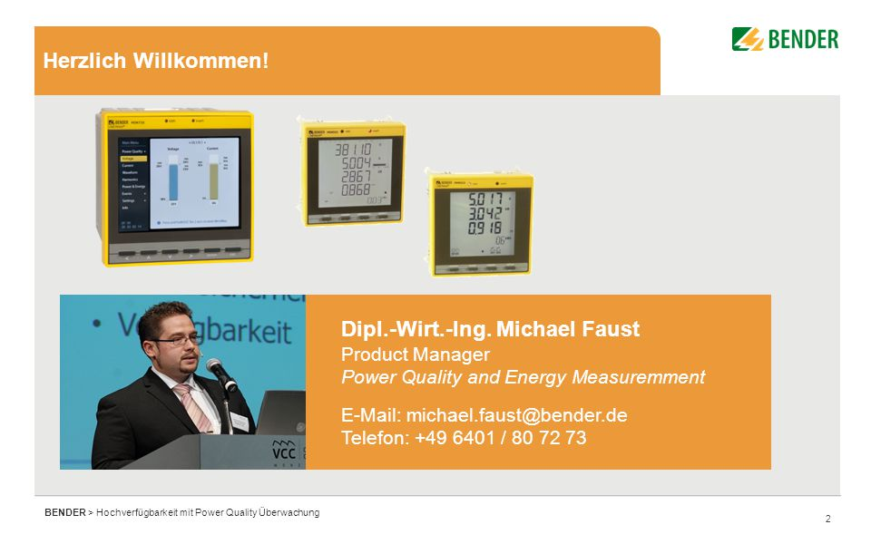 Dipl.-Wirt.-Ing. Michael Faust