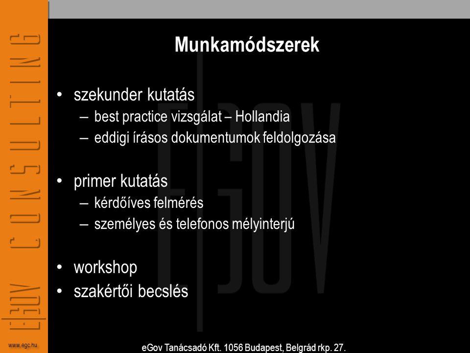 Munkamódszerek szekunder kutatás primer kutatás workshop